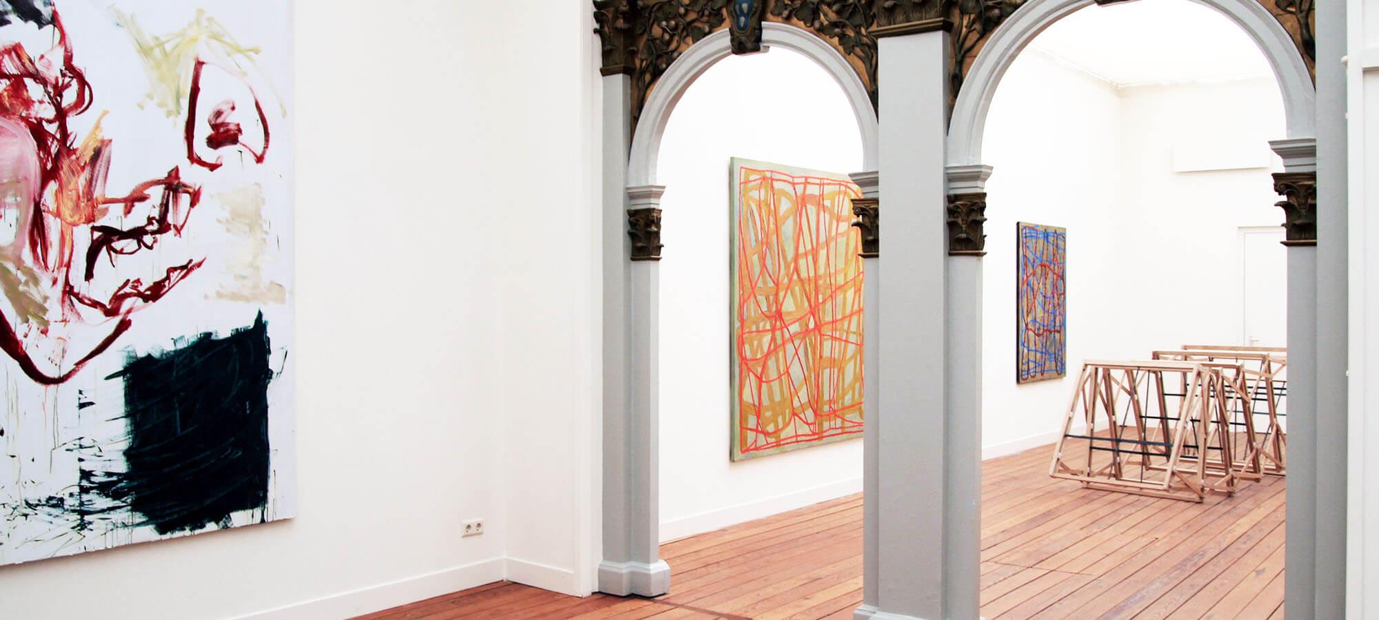 Kunstliefde Ruimte voor Beeldende Kunst