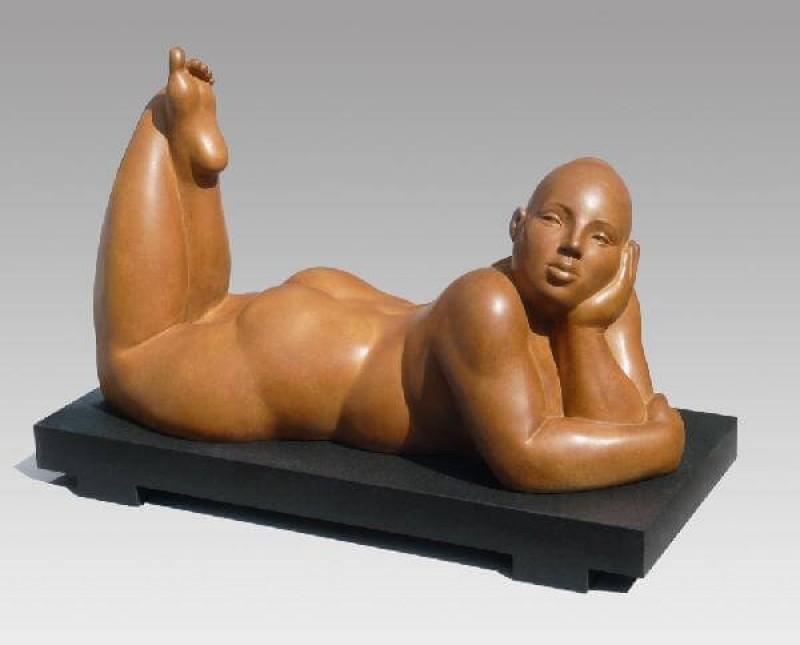 Nieuwe beelden in brons – Erwin Meijer