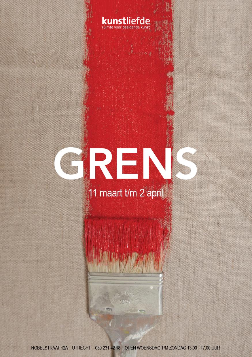 GRENS ledententoonstelling