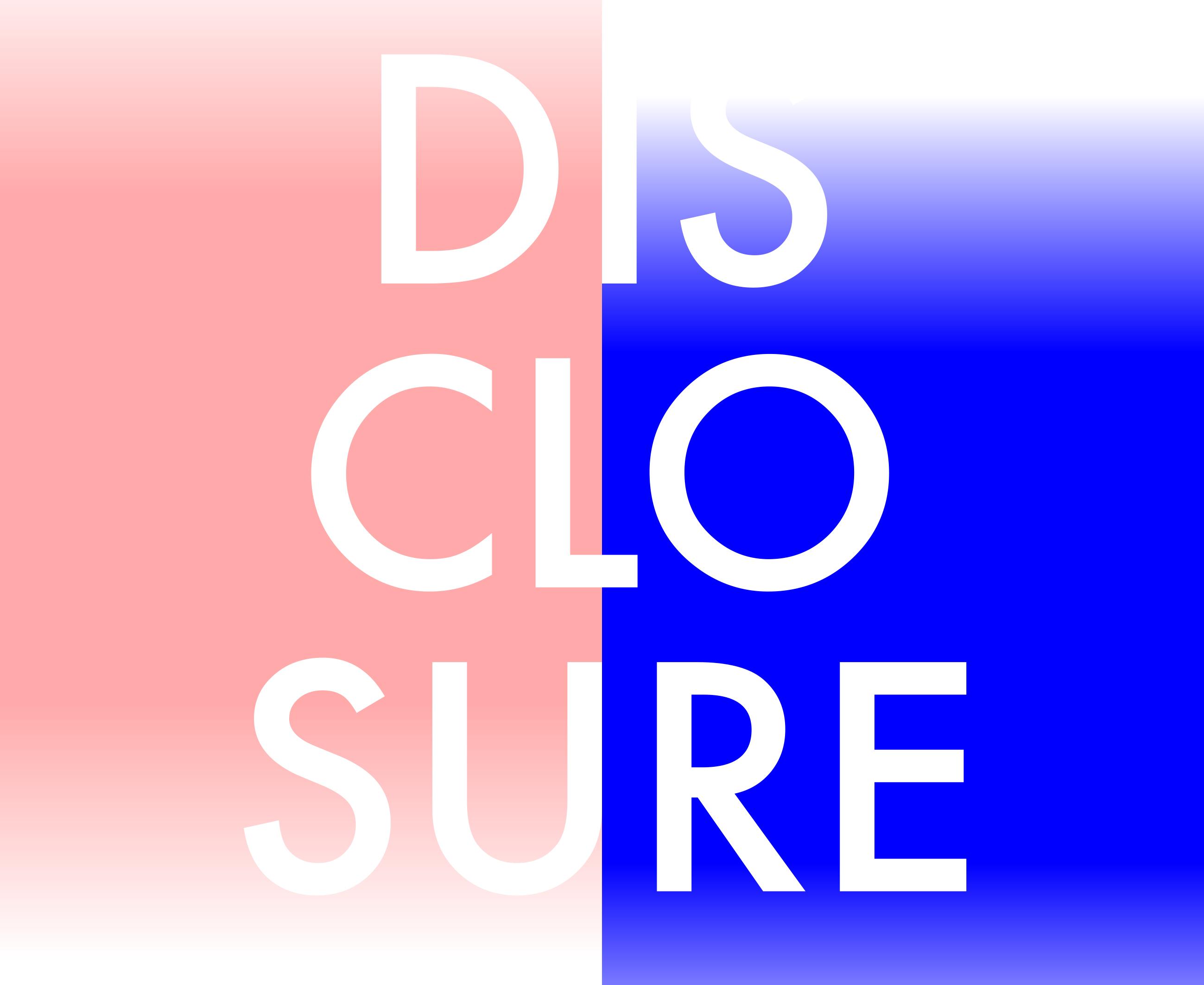 Disclosure @ Academiegalerie