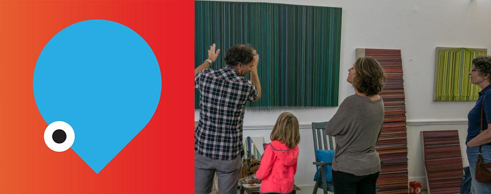 Atelierroute Utrecht 2018 14 oktober