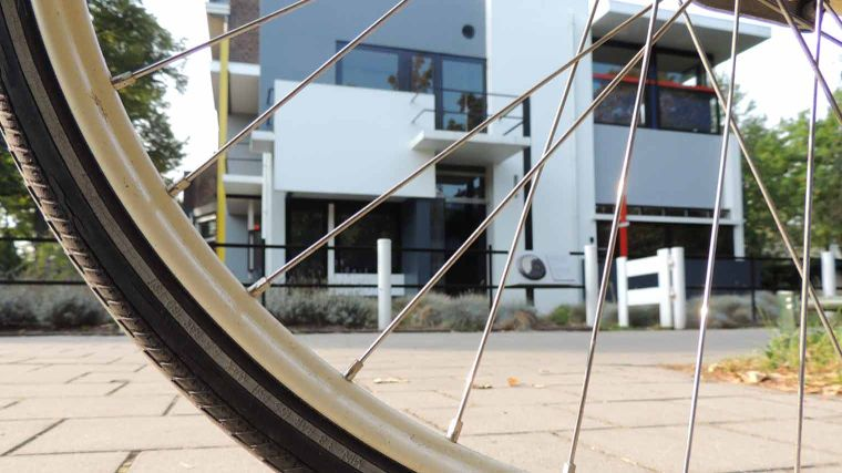 Opening De Stijl-fietsroute