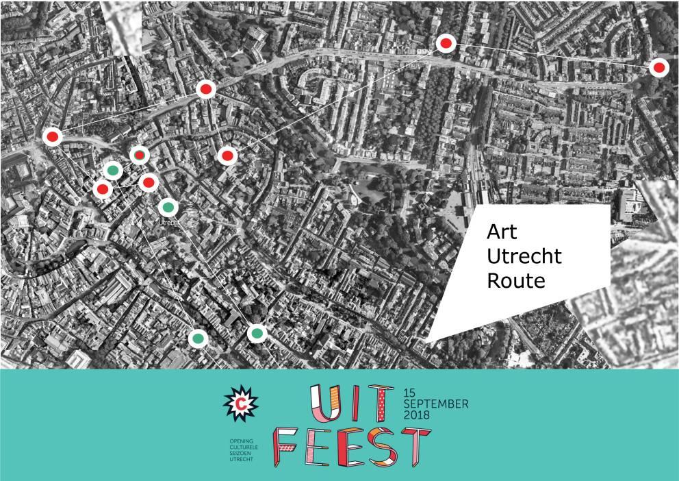 Art Utrecht Route