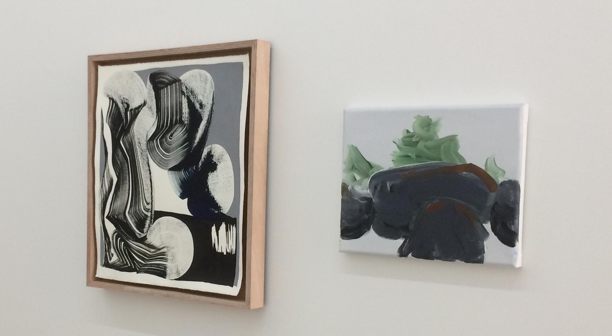 Artist Talk Marie Reintjes en Vincent de Boer