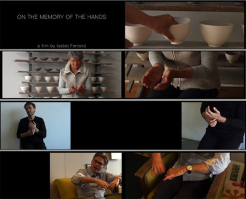 On the Memory of the Hands