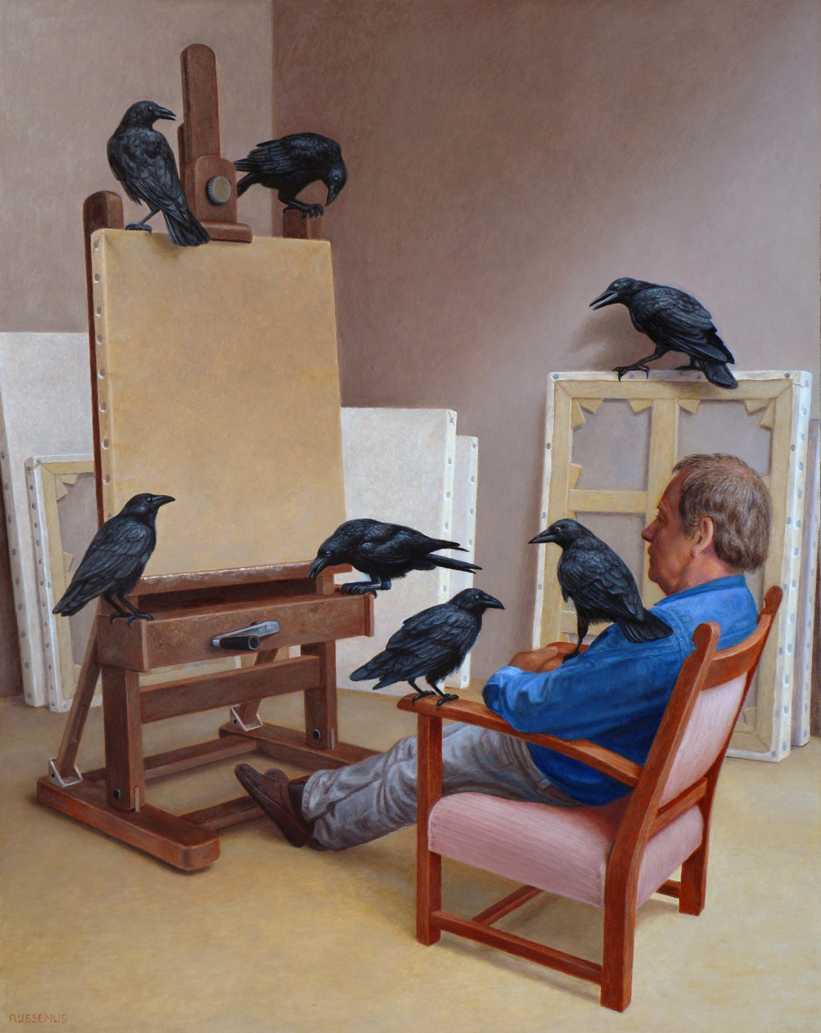 Painter's block