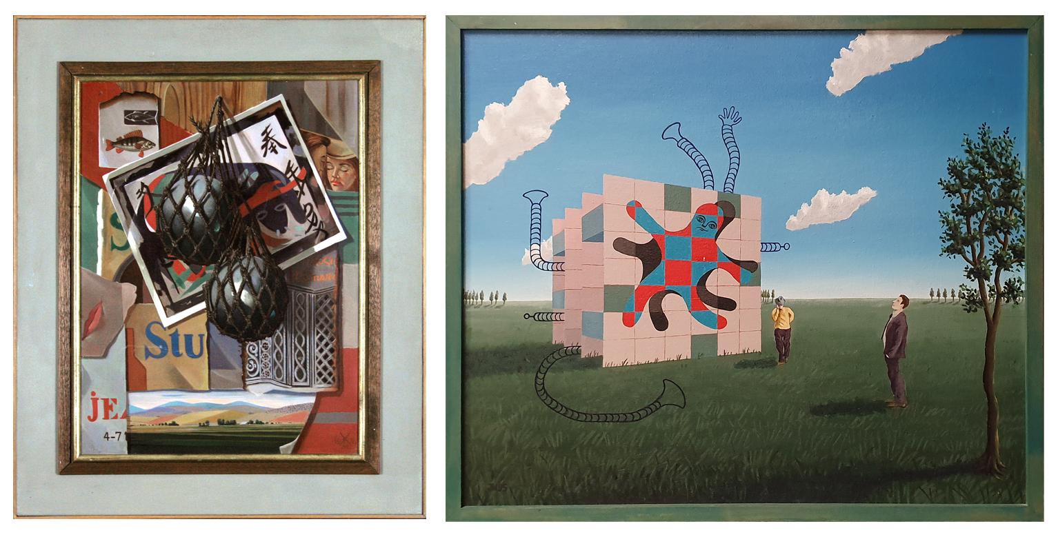 Surrealisme toen en nu