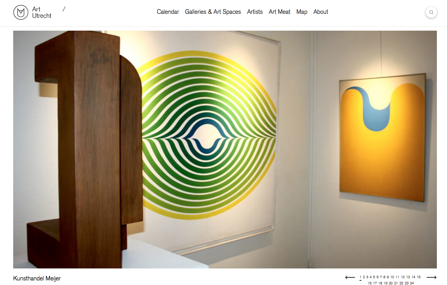 De NUK / Art Utrecht brengt online overzicht van activiteiten in Utrechtse kunstsector