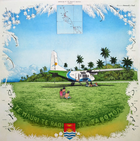 Airfields of the Gilbert Islands