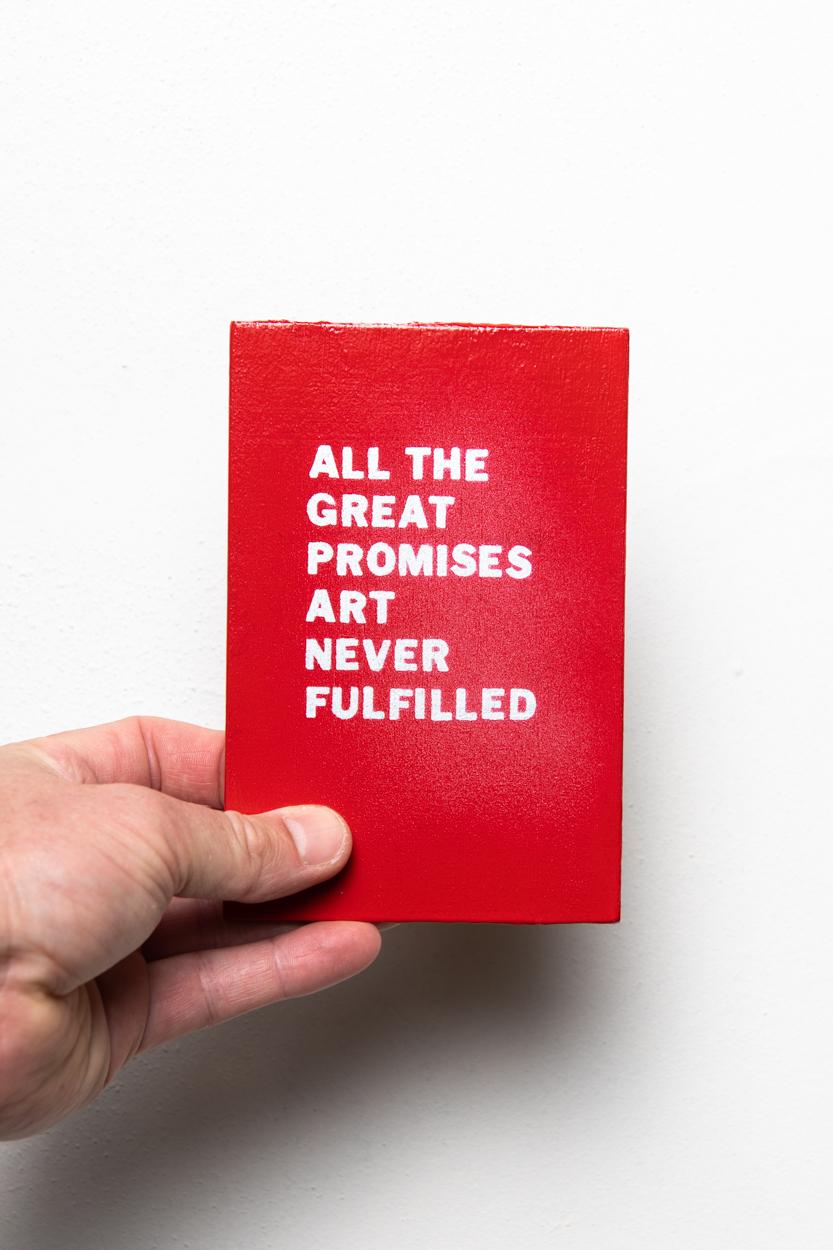 Het kunstenaarsboek – The Artist's book
