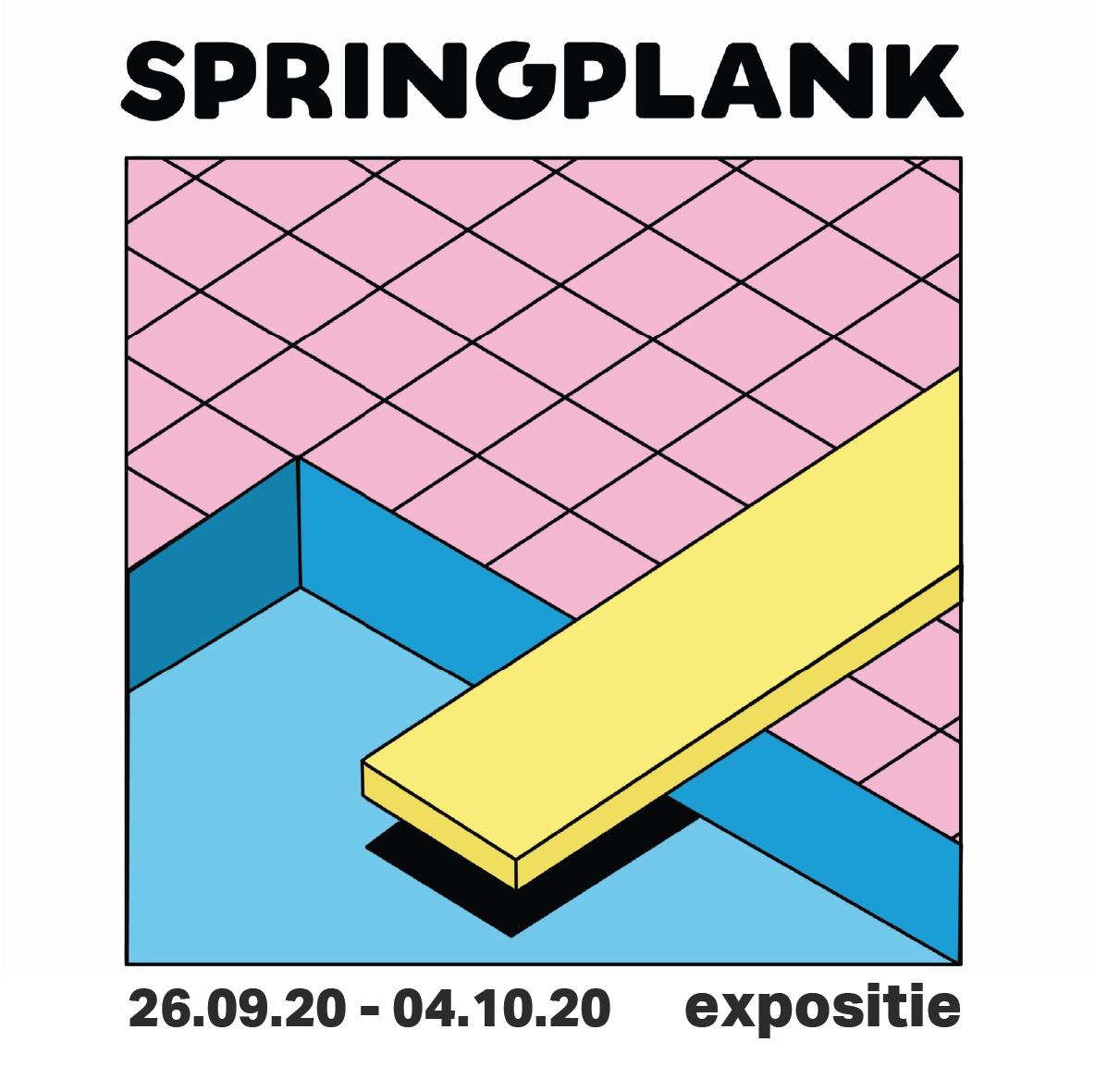 Springplank: een expositie door net afgestudeerde HKU studenten