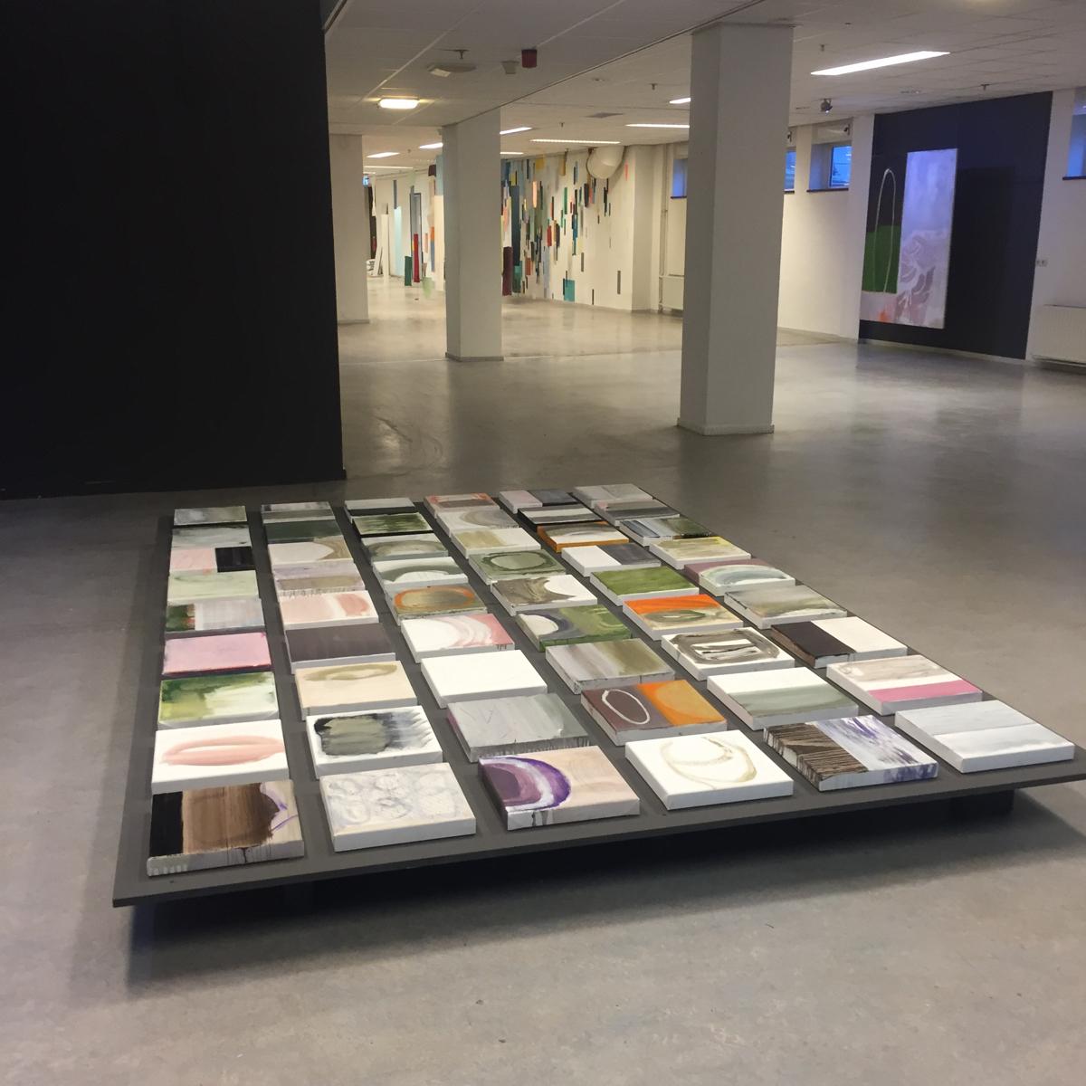 Fragments of a landscape – installatie