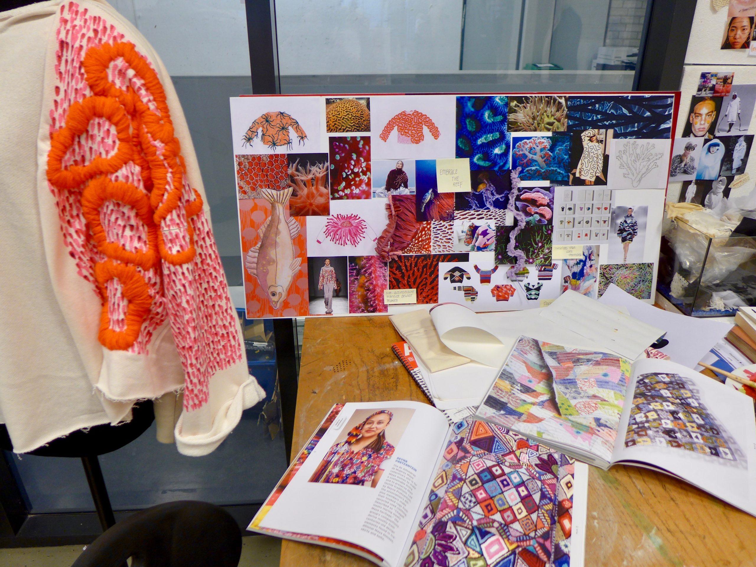 GEANNULEERD / Kunstliefde / HKU Fashion Design