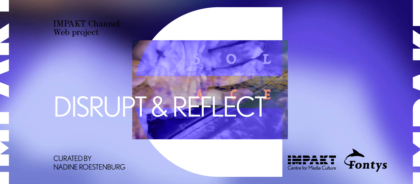 IMPAKT – Disrupt & Reflect launch webproject met Geert Lovink