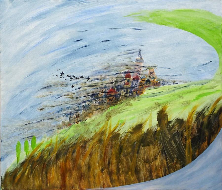 Kunstruimte KuuB / Vanwege Sebald, solo van Hans Landsaat