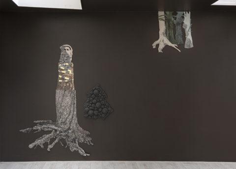 Overview exhibition Galerie SANAA