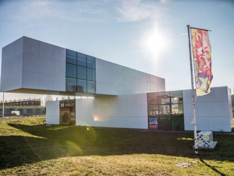 De Vrijstaat; Kunst en Cultuurhuis voor Jong Utrecht