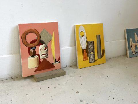 Atelierbezoek Jasper Hagenaar – De impact van nostalgie